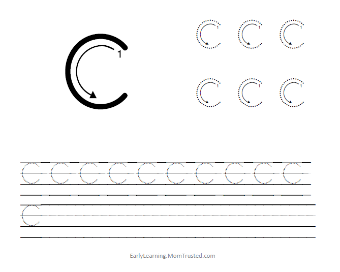Letter C Category - Preschool Activities and PrintablesPreschool ...