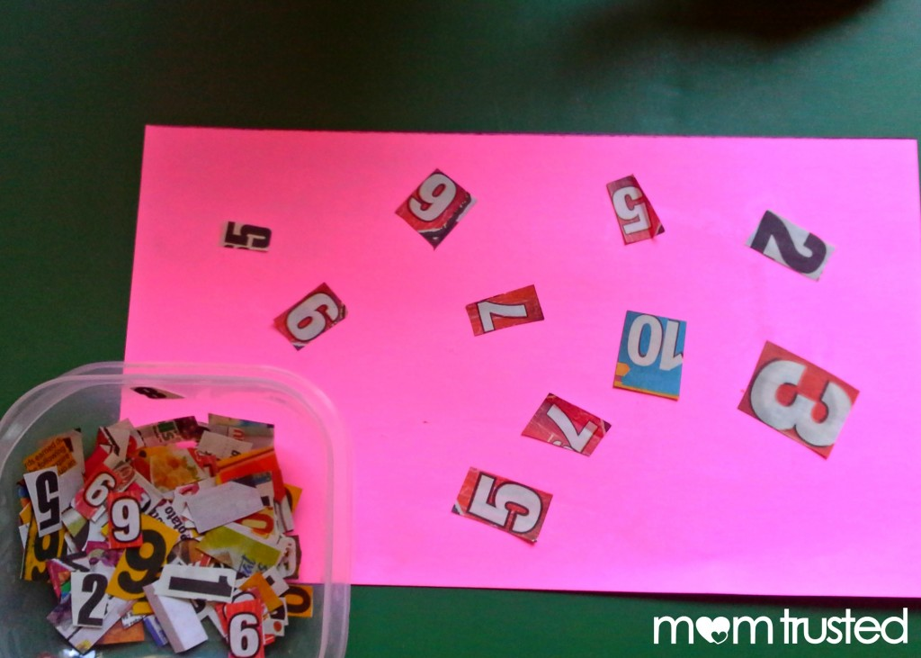3 Number Activities Using Grocery Flyers 20120823 160630 1024x731