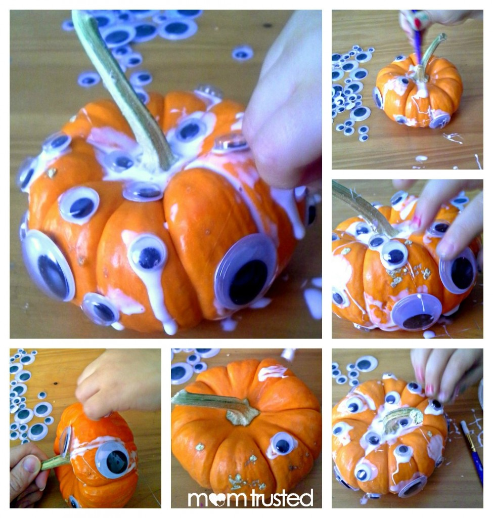 Easy No Carve Googly Eye Pumpkin Decorating Idea PicMonkey Collage19 975x1024