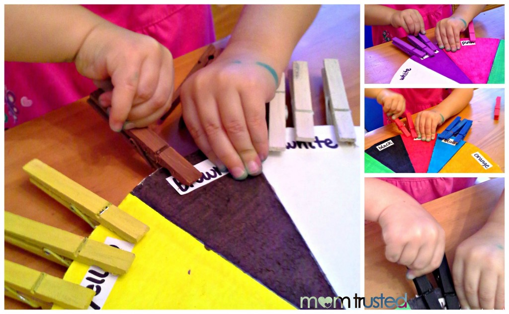 How to Make this Color Matching Game for your Preschooler PicMonkey Collage2a 1024x632