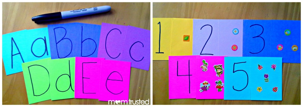 DIY Concentration Preschool Game(s) PicMonkey Collage34 1024x363