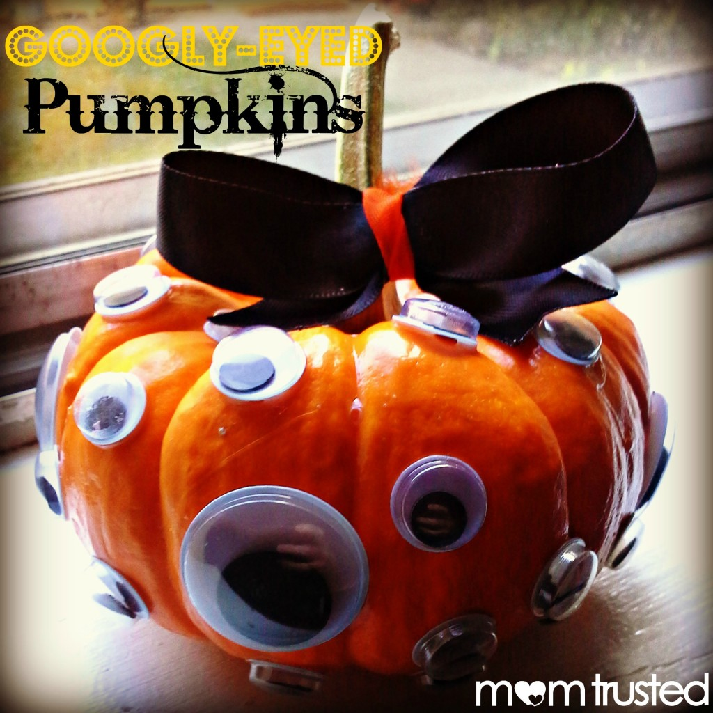 Easy No Carve Googly Eye Pumpkin Decorating Idea 20120923 163832a1 1024x1024