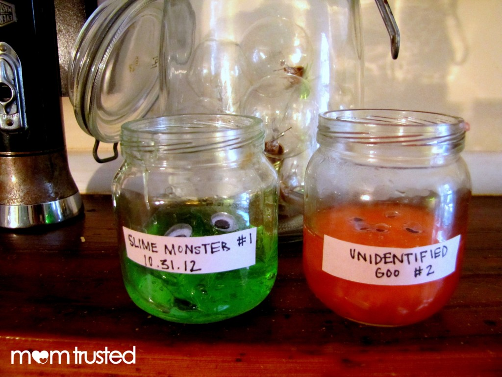 Goo and Slime Monster Specimens for Your Little Mad Scientist goo 4 1024x768