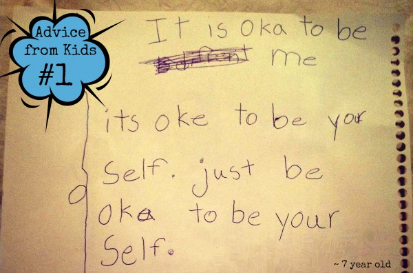 Advice from Kids #1 Advise from kids no 1 e1354133886423