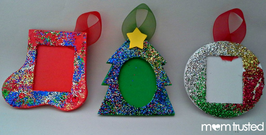 Easy Foam Picture Ornaments for Preschoolers 20121202 105308d 1024x522
