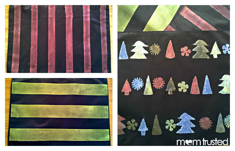 Painted Holiday Placemats PicMonkey Collage2a