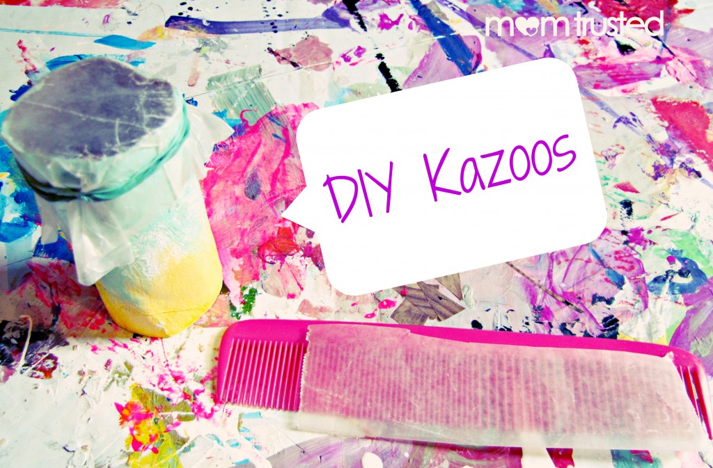 DIY Kazoos: How to make 2 kinds of Kazoo at home! DIY kazoos 1024x673