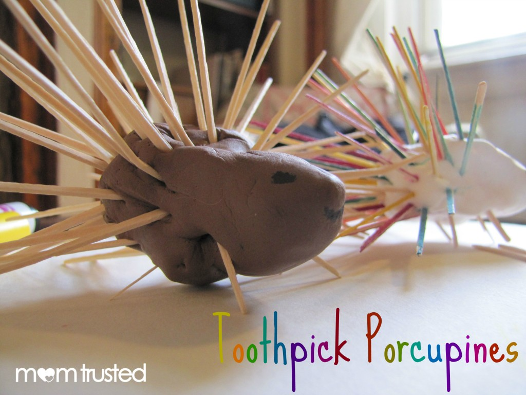 Toothpick Porcupines toothpickporcupines momtrusted 1024x768