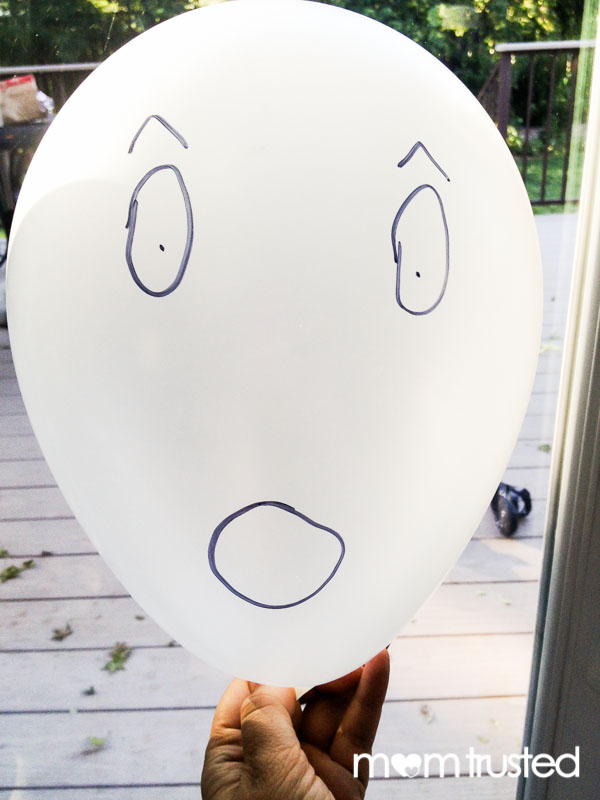Learning About Feelings Balloon Activity | Preschool ...