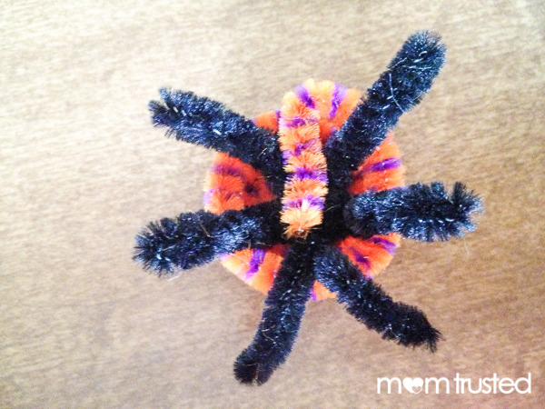 Creepy Crawly Pipe Cleaner Creatures 2013 08 25 08.34.41