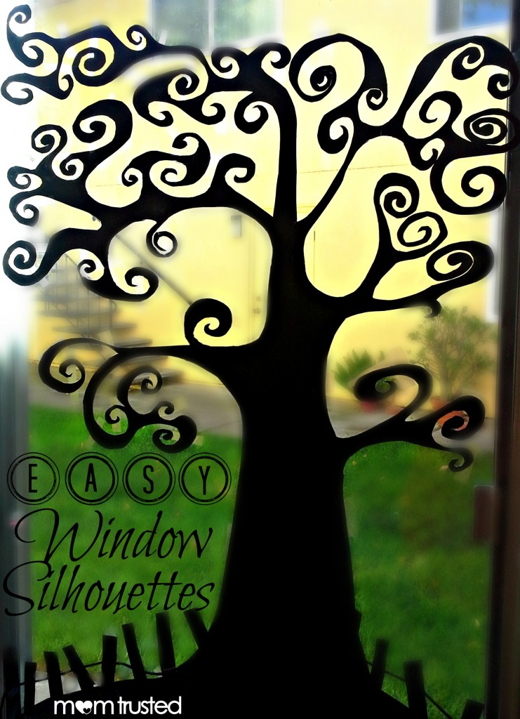 Easy Window Silhouettes windowsilhouette momtrusted 741x1024