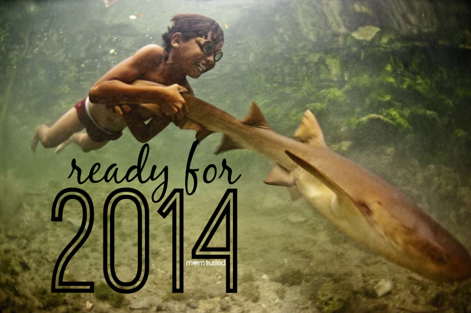 Ready for 2014! ready for 2014