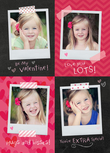 custom valentines day cards