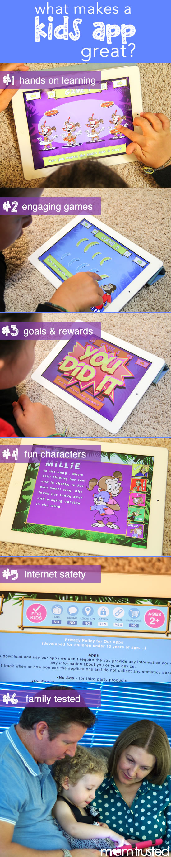 What Makes a Great Kids App? what makes a good kids app